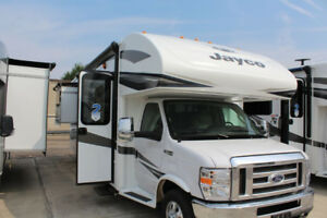 2019 JAYCO GREY HAWK 26 Y MOTOR HOME