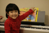 Music for Young Children Classes!