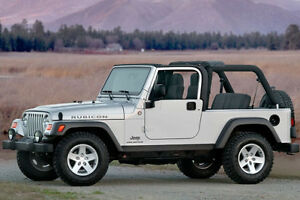 WANTED: 04-06 Jeep Unlimited (LJ)