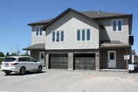 Brand new 2 storey semi detached home in Minnow Lake!