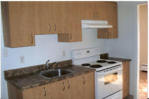 Centrally located two bedroom townhouse for rent in Dorval