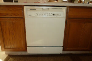 Perfectly working Kenmore elite dishwasher for sale