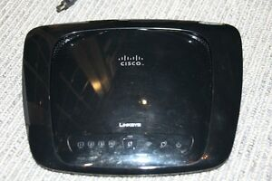 Linksys (Cisco) Wireless-N Broadband Router