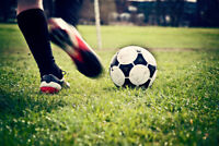 Socccer players needed for mens Masters team