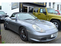 Porsche Boxster S 3.2 2003, FULL S/HISTORY, MAY MOT, 4 OWNERS, MANUAL