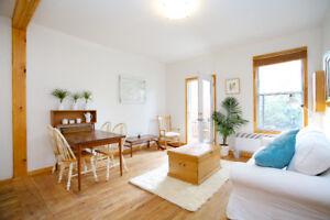 Magnifique Appt. Meublé Mile End/Great furnished Mile End flat