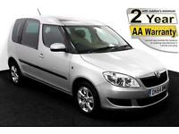 2015(64) SKODA ROOMSTER 1.2 TSi SE LIBERTY LOW FLOOR WHEELCHAIR ACCESSIBLE