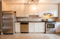 AVAILABLE OCT15 COMPLETELY RENOVATED 2 BEDROOM TOWNHOUSE