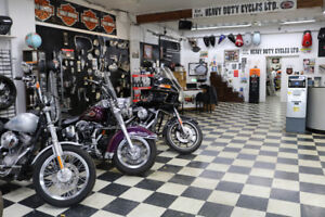 Motorcycle Winter Storage!! Now-Apr 1st