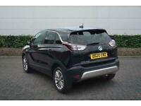 2020 Vauxhall CROSSLAND X 1.2T [110] SRi Nav 5dr [6 Spd] [S/S] Hatchback Manual