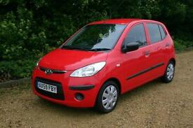2010 HYUNDAI I10 done 79989 Miles with Good SERVICE HISTORY and Long MOT