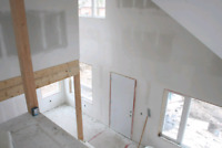 Friendly Drywall Repairs, Taping and Popcorn Removal Service