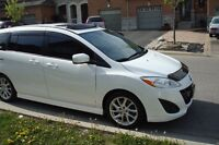 MAZDA5,GT, TOP OF THE LINE,