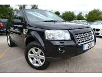 2007 Land Rover Freelander 2.2 Td4 GS 5dr 5 door Estate