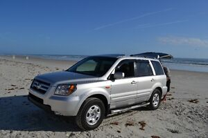 2007 SILVER EX-L HONDA PILOT Fully LOADED 'EXCEPTIONAL'
