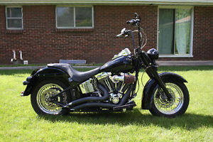 2007 Harley Davidson Heritage Softail Classic - CUSTOMIZED