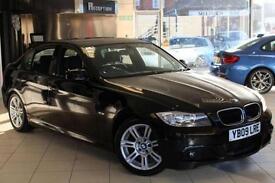 2009 09 BMW 3 SERIES 2.0 320D M SPORT 4D AUTO 175 BHP DIESEL