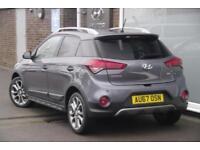 2017 Hyundai i20 1.0 T-GDi Active (ISG) (100ps) Petrol grey Manual