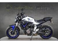 2016 16 YAMAHA MT-07 ABS 700CC 0% DEPOSIT FINANCE AVAILABLE