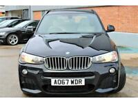 2017 BMW X3 3.0 35d M Sport Sport Auto xDrive 5dr SUV Diesel Automatic