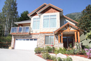 Newly built Nelson BC home for sale