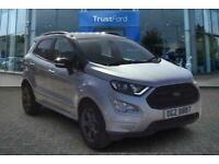 2019 Ford Ecosport 1.0 EcoBoost 125 ST-Line 5dr-Parking Sensors, Sat Nav, 8Scree