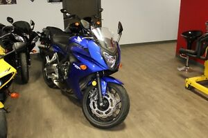 2014 HONA CBR650F REDUCED FINANCING AVAILABLE