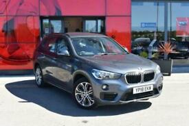 image for 2018 BMW X1 xDrive 20d Sport 5dr Step Auto Estate Estate Diesel Automatic