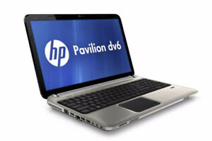 HP Pavillon Dv6 Note book