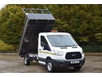 2.2 350 C/C DRW 2D 124 BHP MWB L2H1 ULEZ COMPLIANT RWD MANUAL 1-WAY TIPPER