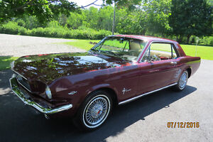 1966 Ford Mustang!! *PRISTINE* condition!!