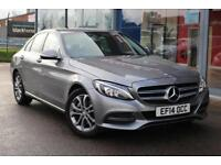 2014 MERCEDES BENZ C CLASS C200 Sport Auto NAV, HTD LEATHER and XENONS