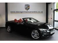 2014 63 BMW 4 SERIES 3.0 435I M SPORT 2DR AUTO 302 BHP