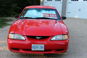 1995 Ford Mustang 3.8 V6 Coupe (2 door)