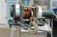 2500 lbs Winch for sale.