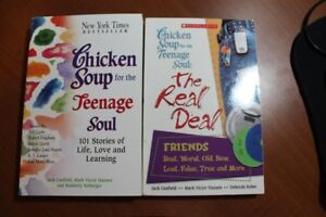 CHICKEN SOUP FOR TEENS Kingston Kingston Area image 1