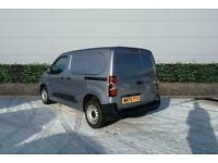 2021 Vauxhall COMBO CARGO 2000 1.5 Turbo D 100ps H1 Edition Van Manual Van Diese
