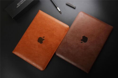 Luxury Leather Slim Stand Cover Case For New iPad 2018 New P