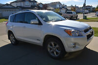 2010 Toyota RAV4 SUV,Limited, Leather Package, Fully Loaded