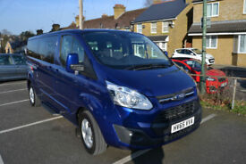 Ford Tourneo Titanium ** 9 SEATER*** at Yes-ta car finance