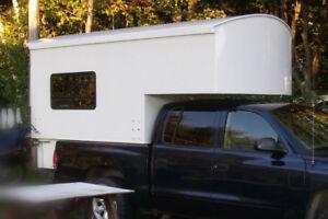 campeur pour pick-up