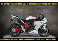 2010 59 YAMAHA R1 1000CC 0% DEPOSIT FINANCE AVAILABLE