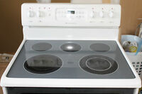 Frigidaire Self-Cleaning Oven with Ceramic Cook top