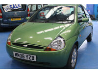 Ford Ka 1.3 2008MY Style low miles