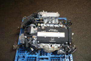 JDM HONDA CIVIC B16A OBD-2 EK4 ENGINE LSD 5SPEED TRANSMISSION