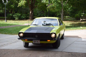 1972 Ford Maverick 4 door for sale