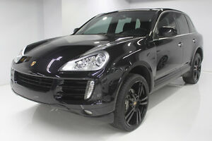 "2008 Porsche Cayenne S l 22"" Turbo Rims l Warranty Included"