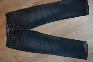 Jeans (American Eagle, Levi's And bootleggar)