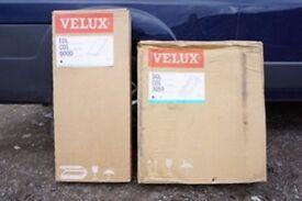 3 Velux Windows