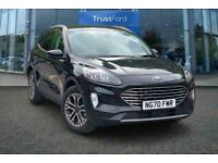 2021 Ford Kuga TITANIUM EDITION ECOBLUE With Front + Rear Parking Sensors + Sync